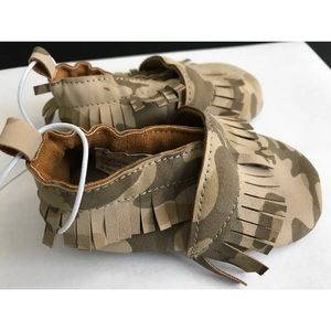 Harper Canyon camouflage moccasin 4 M